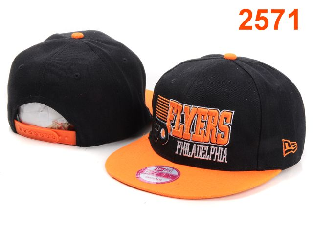 Philadelphia Flyers NHL Snapback Hat PT06